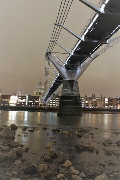 Millenium Bridge by CraigSev