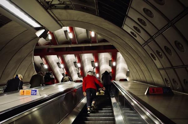 Waterloo Station by nclark