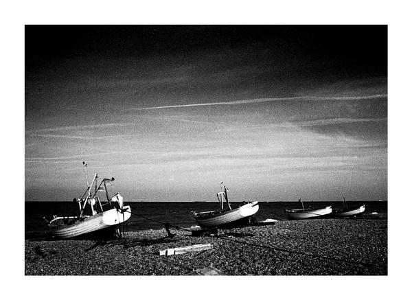 East Coast Boats by Lontano