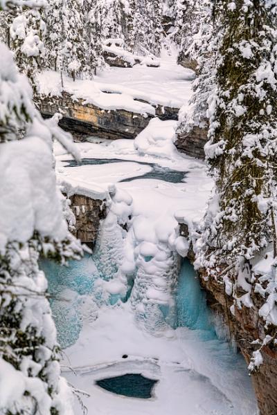Lower Falls by Jasper87
