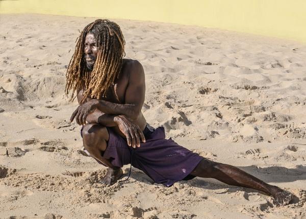 Rastafarian by iancrowson