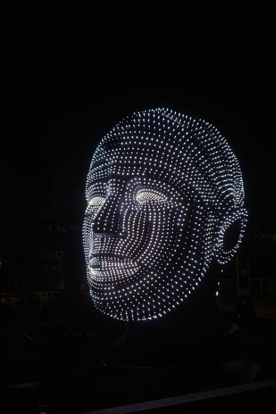 Talking Heads by Viktor Vicsek by StevenBest