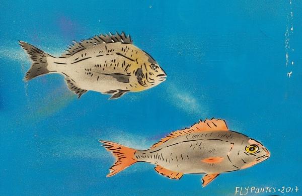 Fishy Wishy Urban !! by Chinga