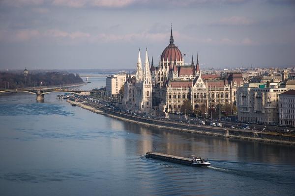 Budapest by rolandcarlin