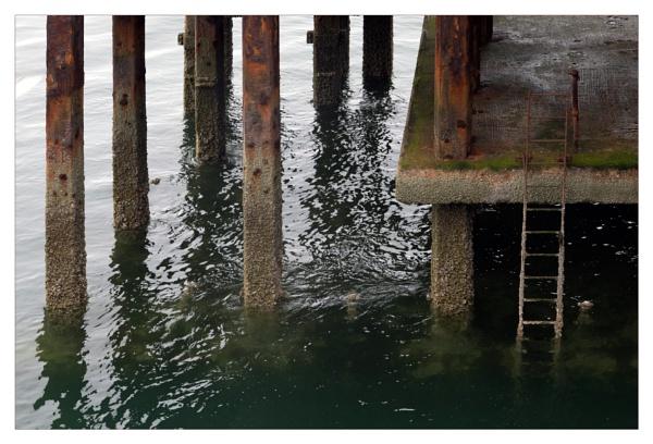 Rust Spots & Barnacles by DicksPics