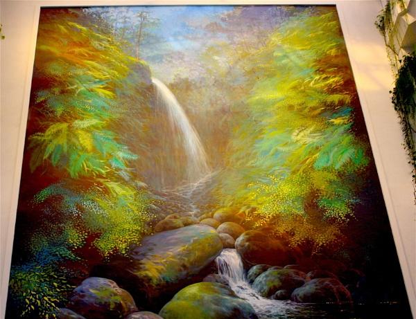 Huge painting by ddolfelin