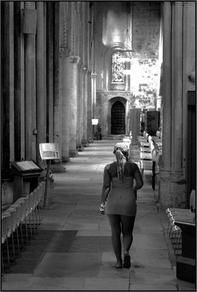Walk Towards The Light. by lifesnapper