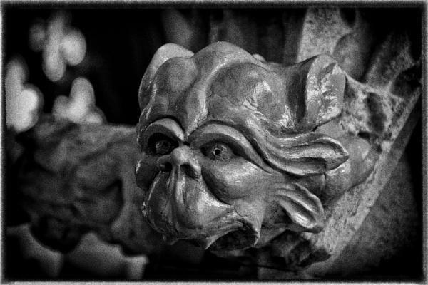 Gargoyle by mistere