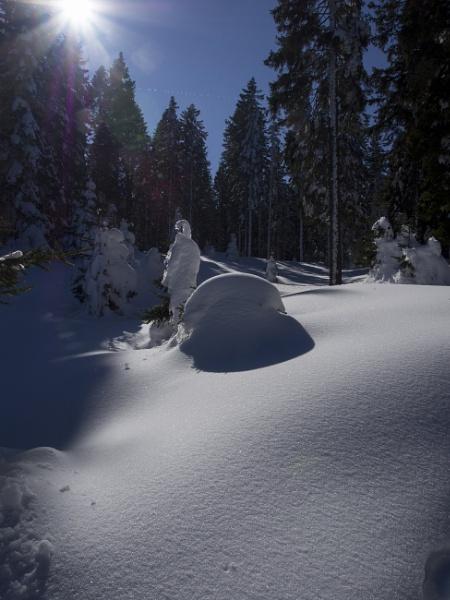 snowman by Izak1333