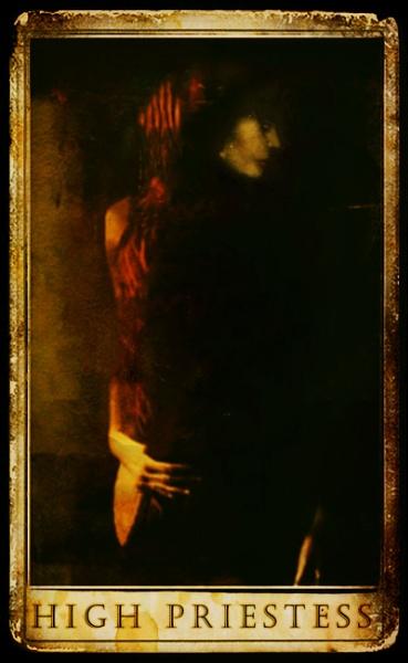 high priestess by lostrita