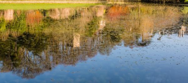 Dyrham Reflection by Bore07TM
