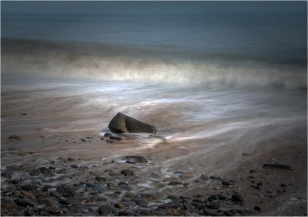 Shore line by dven
