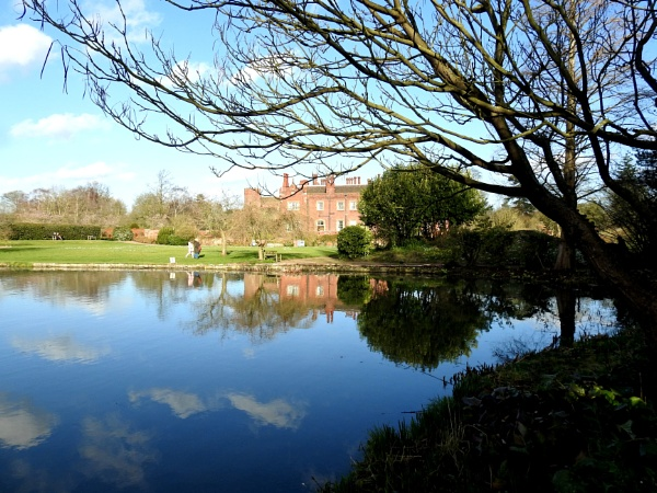 Hodsock  priory  by Alan26