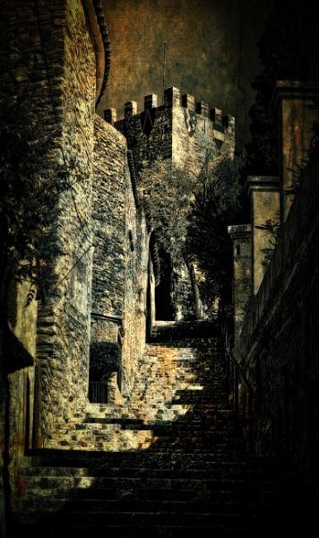 Spanish Steps by adagio