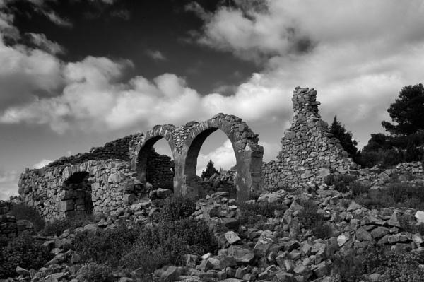 Ruins at Alcublas by Pmitch