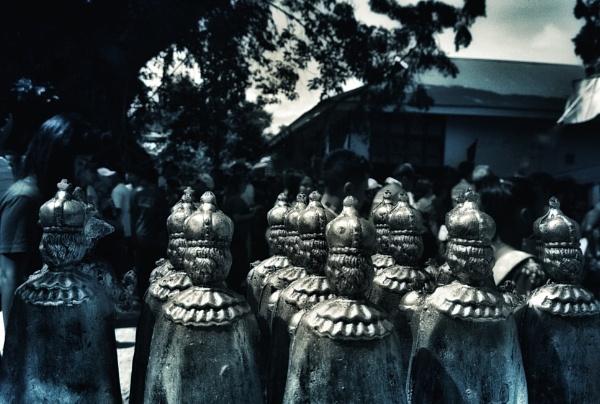 Holy Militia by shoguntofu