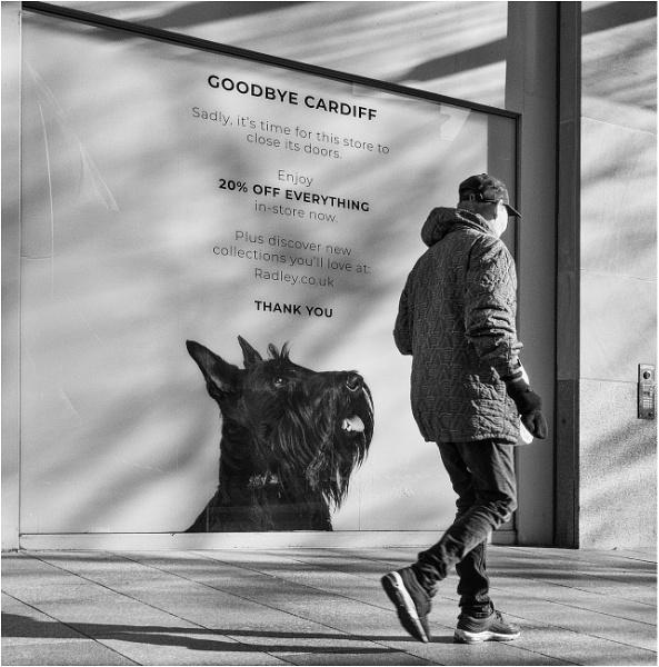 Goodbye Cardiff. by franken