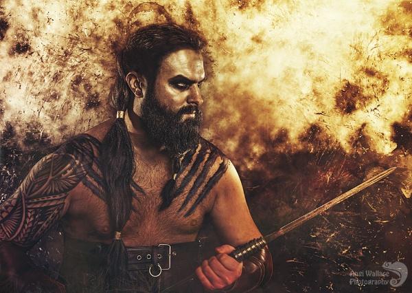 Warrior by Angi_Wallace