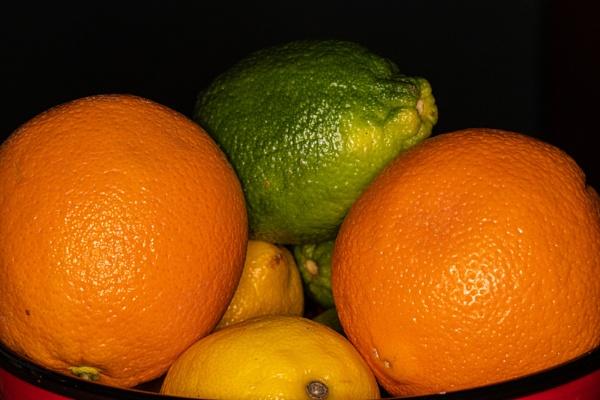 Citrus Burst by Merlin_k