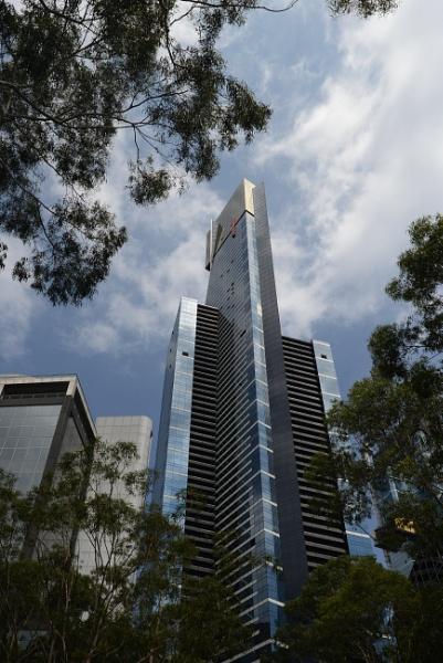 Eureka Tower by Dugs