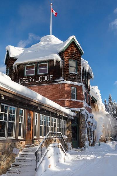 Deer Lodge by Jasper87