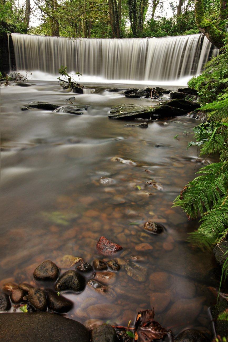 Magdale waterfall