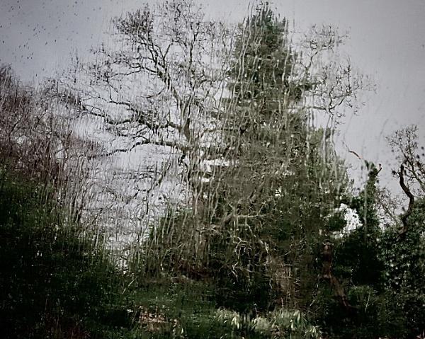 Stormy weather....through the window, darkly by derekp