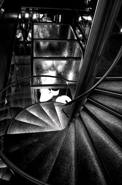 Stairs by kurtstar