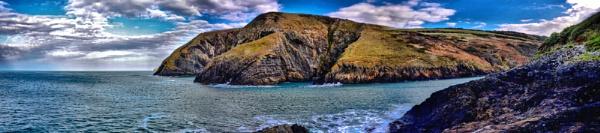 Careg Wylan Panorama by woodini254