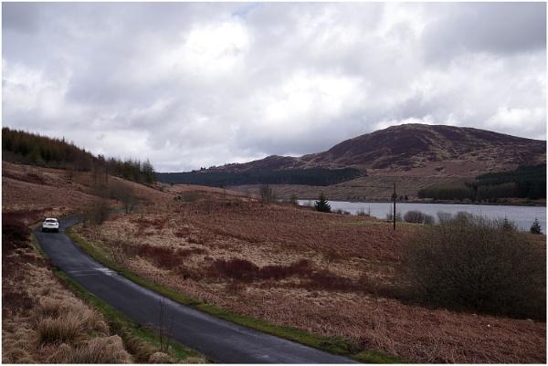 Loch Doon by johnriley1uk