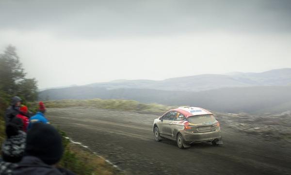 WRC of Wales. by biglog