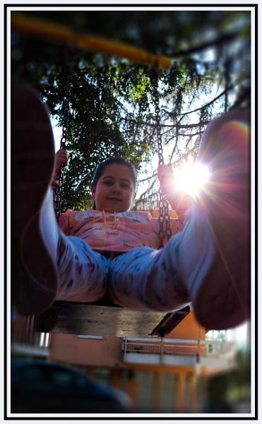 Enjoying  the  day by nklakor