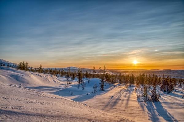 Finland fell scene by Ingymon