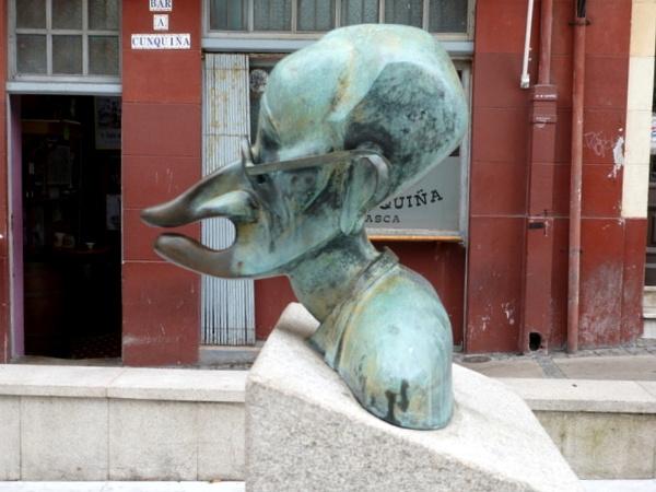 Statue. La Corruna. Spain by Don20