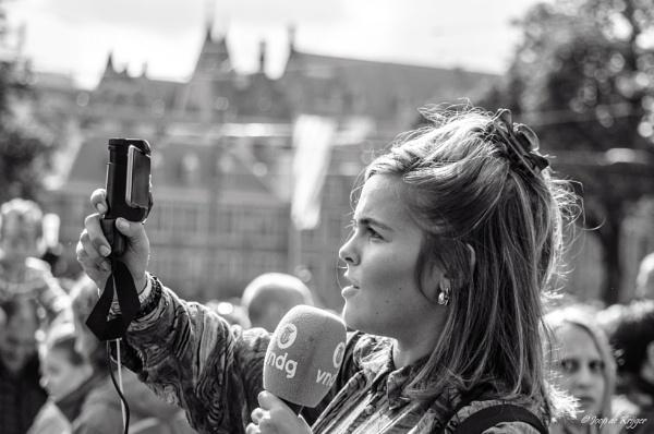 The Journalist by joop_
