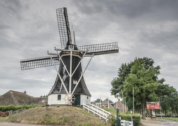 Mill by joop_