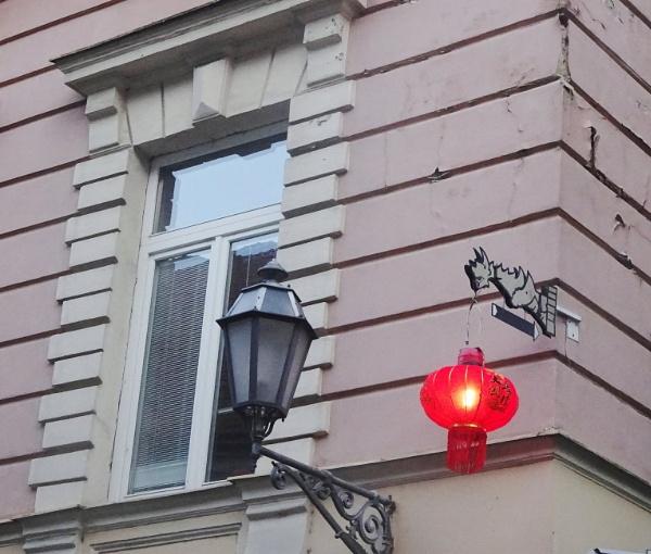 Lanterns by Kabrielle