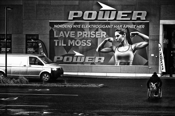 Power by Saastad