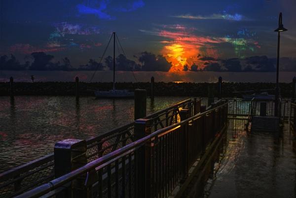 Quiet Harbour by Peco