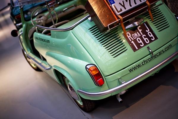 Fiat 600 by icipix