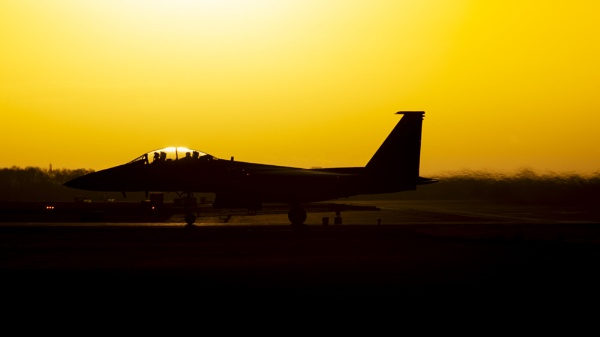 Sunset at Lakenheath by andy63
