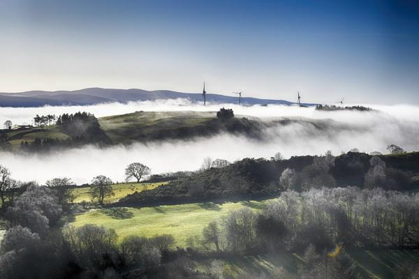 Misty Morning by smilly