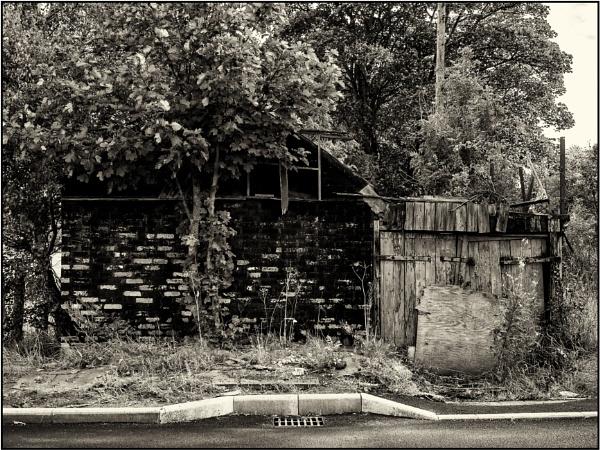 Roadside Lockup by woolybill1
