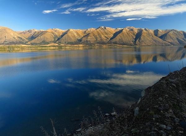 Lake Ohau 36 by DevilsAdvocate