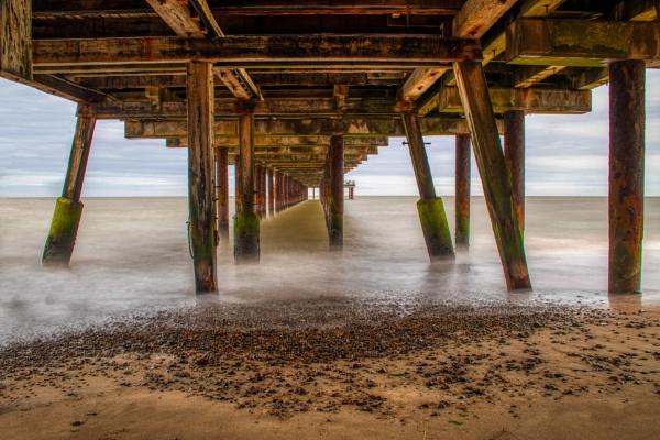 Southwold pier by probie