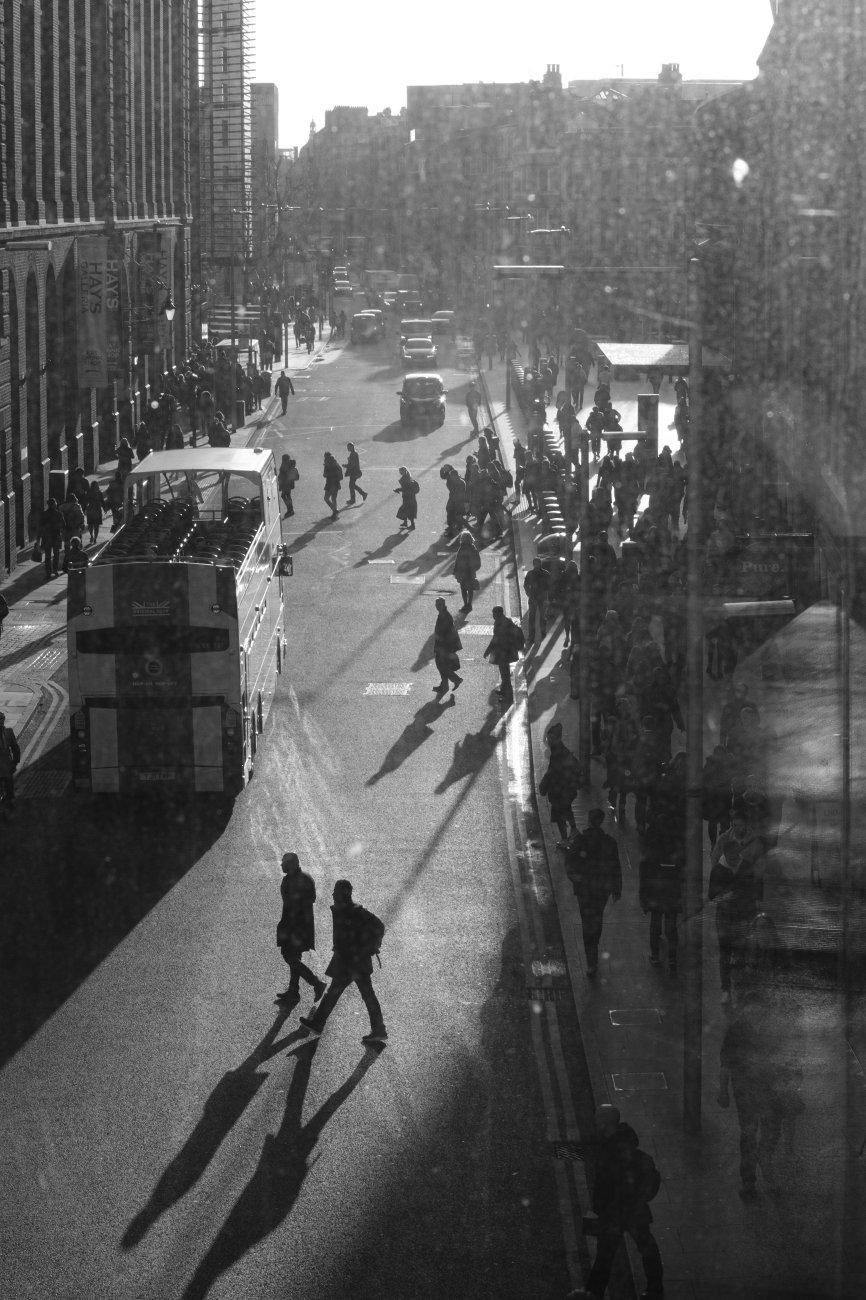 A vintage look at London