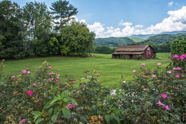 North Carolina Farm by jbsaladino
