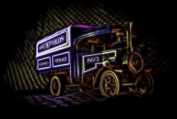 Steam Power by RLF