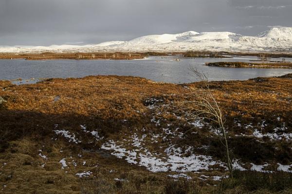 Glencoe Winter by Irishkate