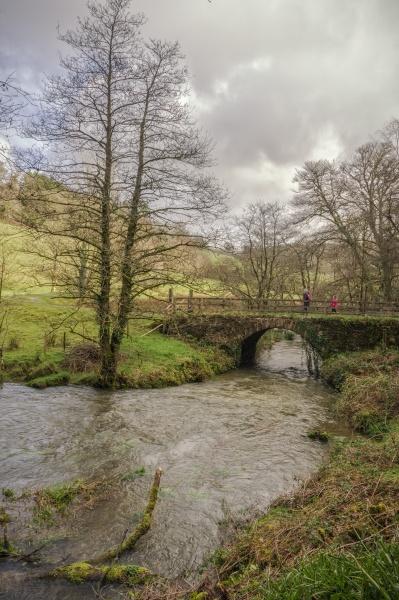 Smallacombe Bridge by Kilmas